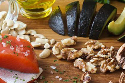 The role of nutrition in reducing pain and inflammation