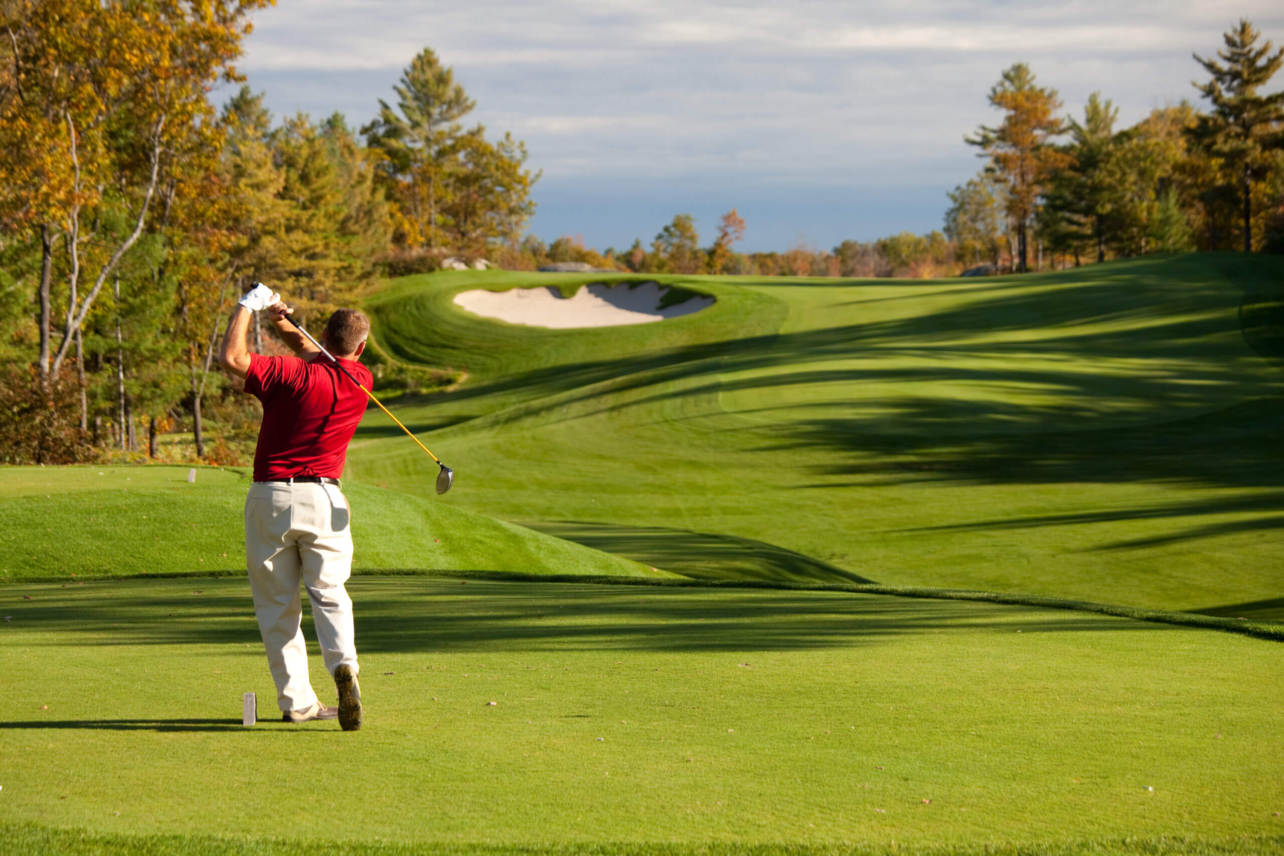 """Get into """"Golf Shape"""" with Franklin Rehab"""