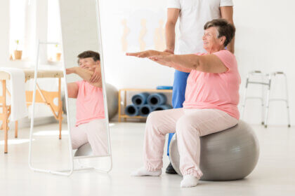 Balance Tips for Elderly