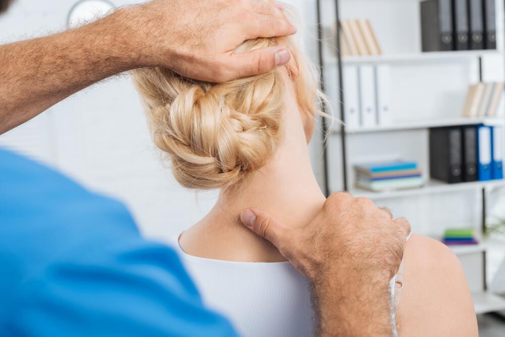 Neck pain headache treatment