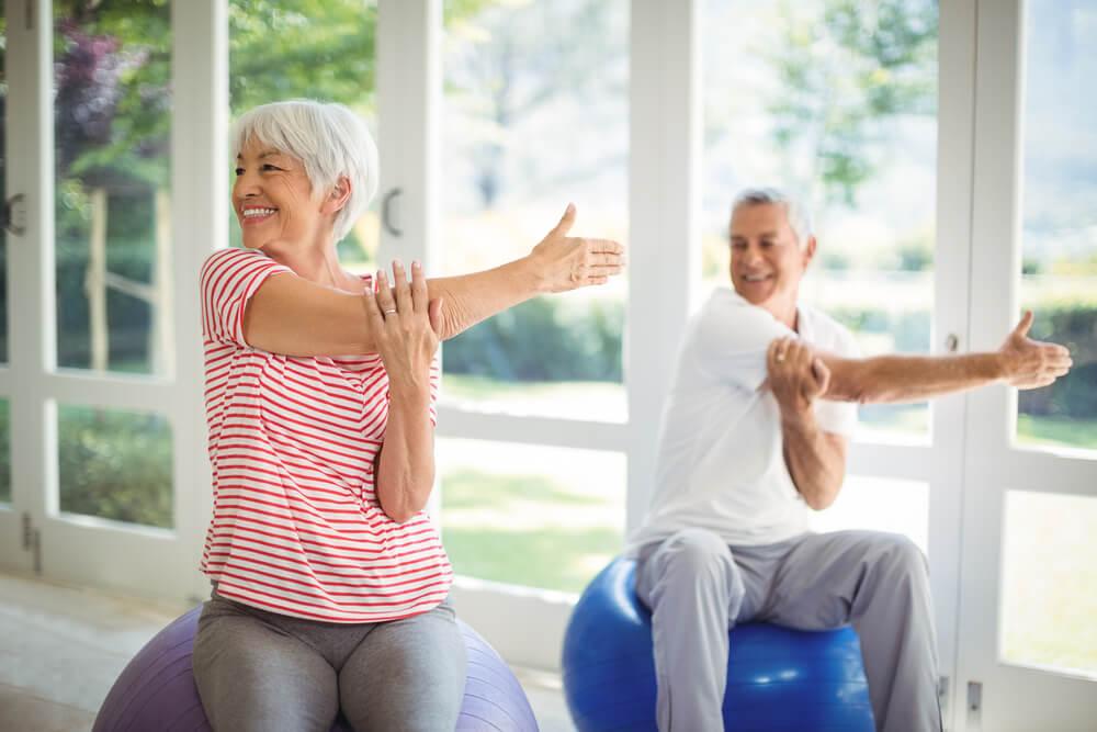 exercises to improve balance for seniors