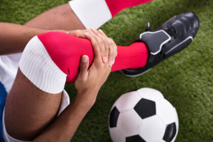 Most Common Soccer Injuries