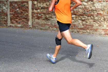 Jogging After Knee Replacement
